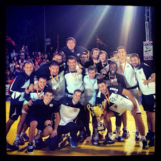 Buen torneo del Ivry, en Macedonia | Mundo Handball