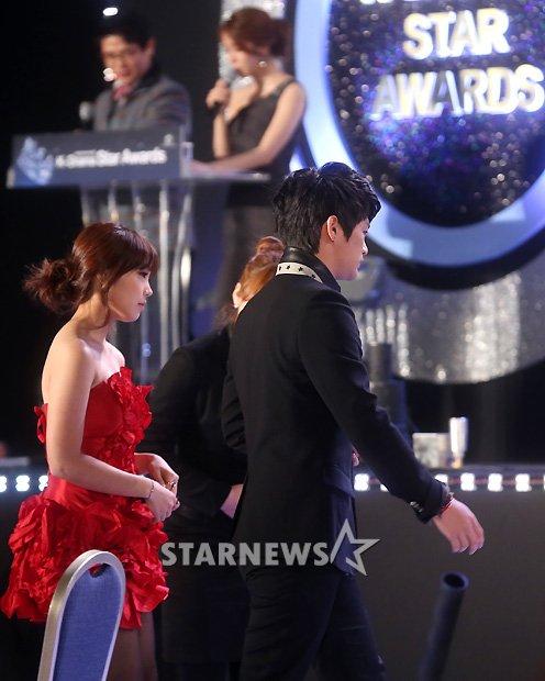 Seo In Guk & Eunji A-Pink 03