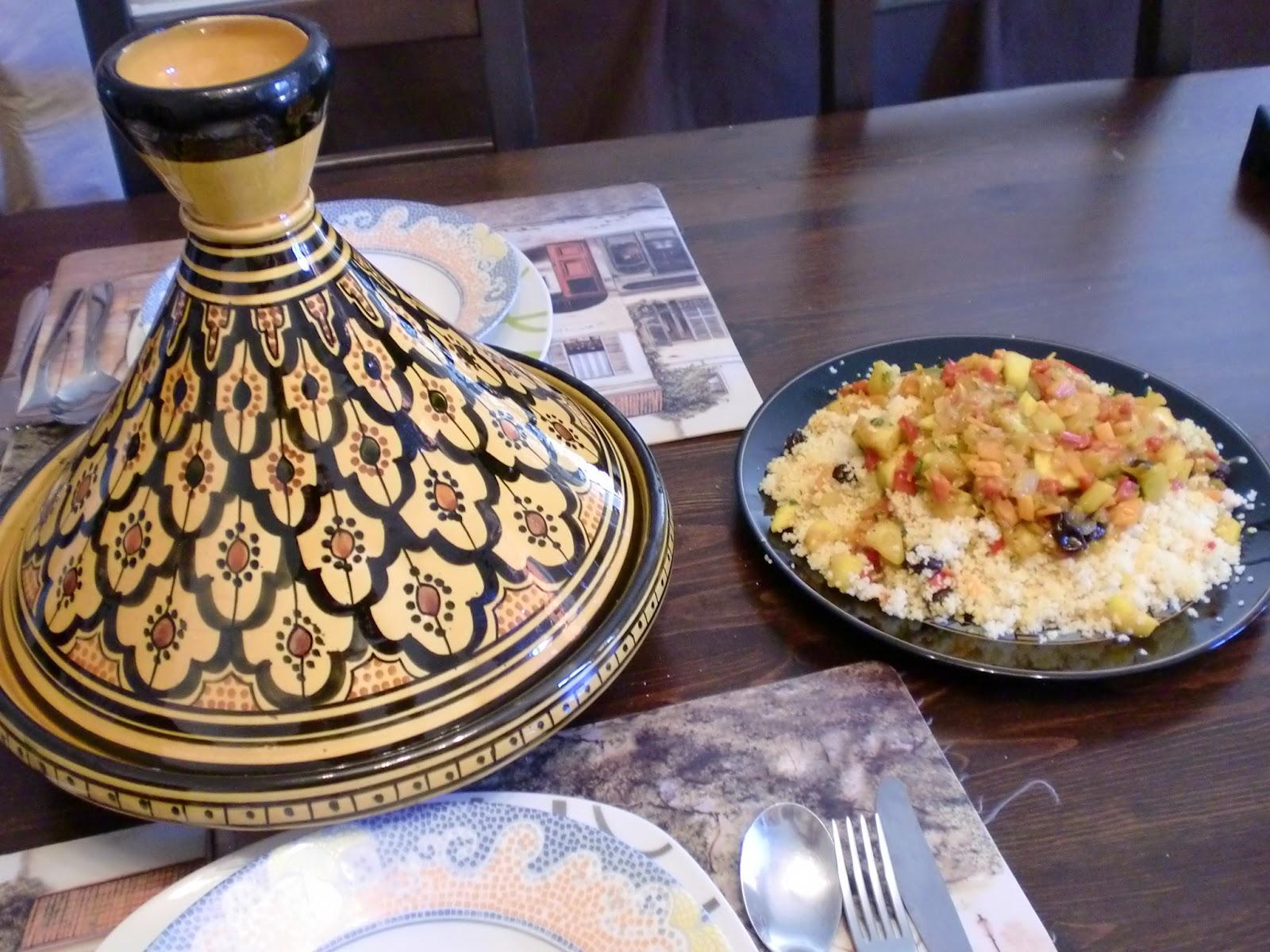 Cocina internacional tajine de cordero con ciruelas pasas for Cocina internacional