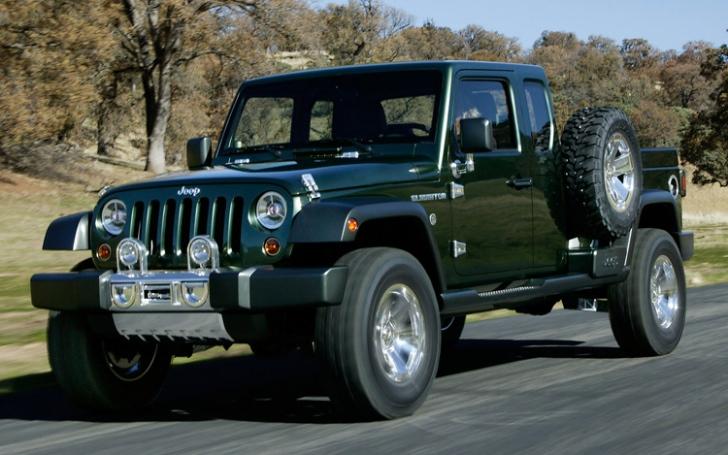Jeep Wrangler Pickup Truck For 2016