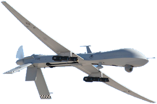 unmanned Predator drone