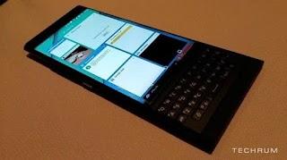 Inilah Bocoran Foto BlackBerry Venice yang Semakin Jelas