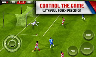 FIFA 2012 v1.2.5 For Android