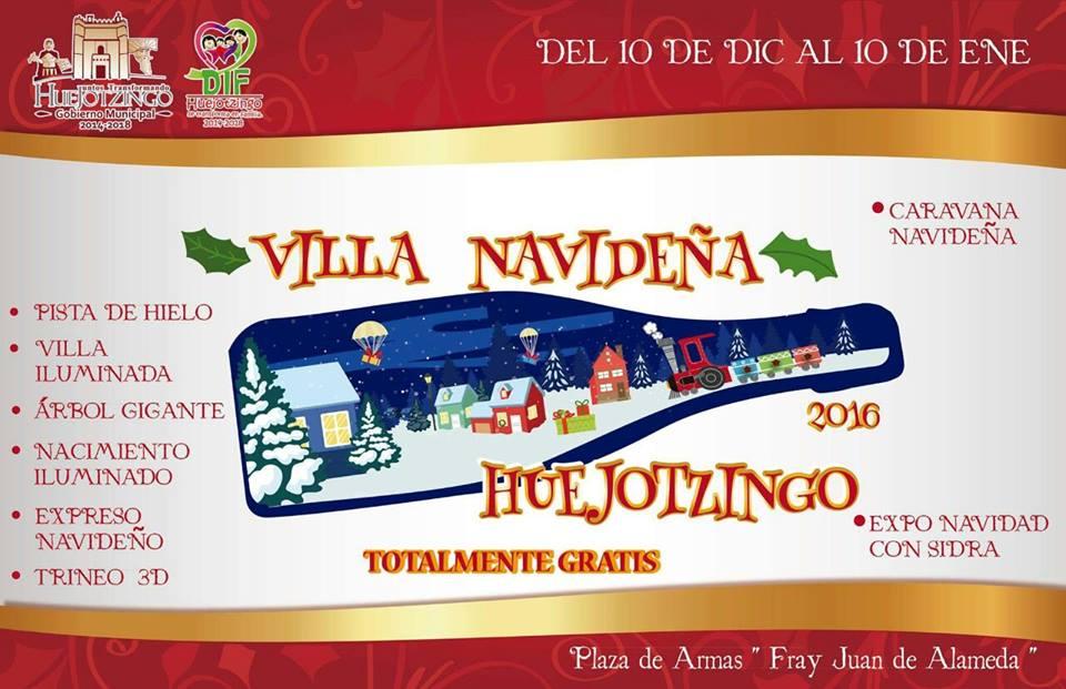 Fiestas decembrinas en Huejotzingo