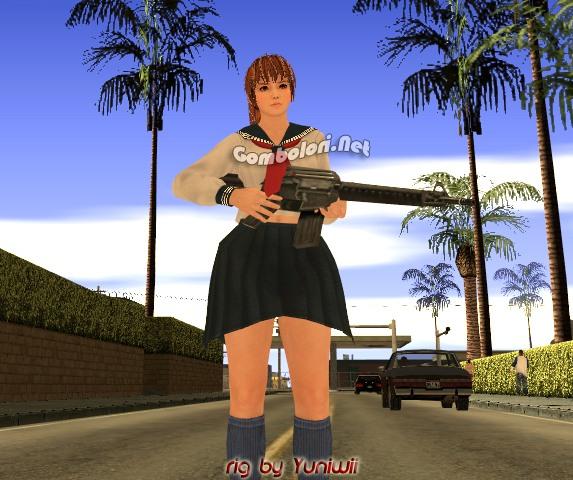 Kasumi School Uniform