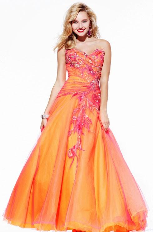 Increíbles Vestidos de Fiesta