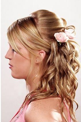 bridal hair does