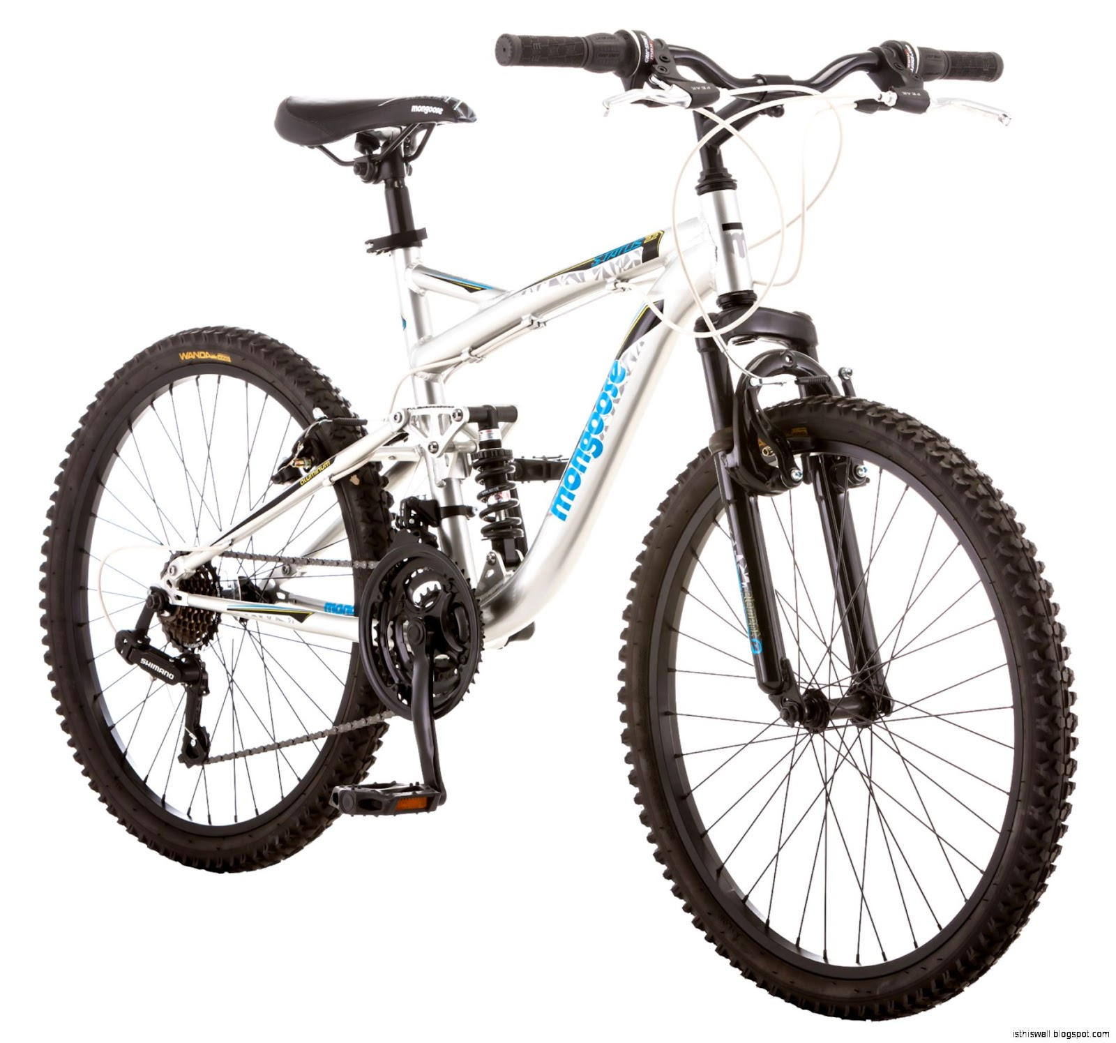 Home › Mongoose Status 22 Boys Suspension 21 Speed Mountain Bike
