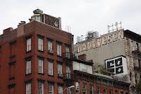 Une maison sur un toit! New York