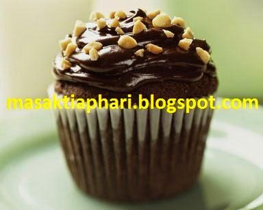 cupcke coklat lembut