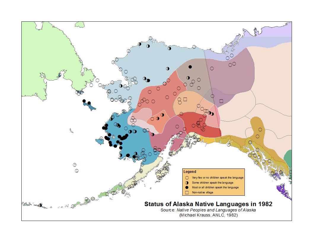 Alaska Native languages