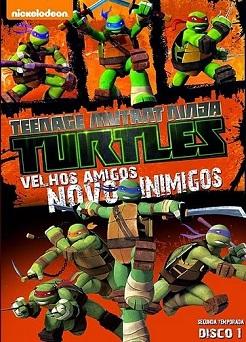 As Tartarugas Ninja: Velhos Amigos, Novos Inimigos Dublado