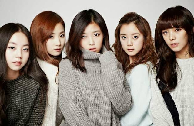 Wonder Girls personels