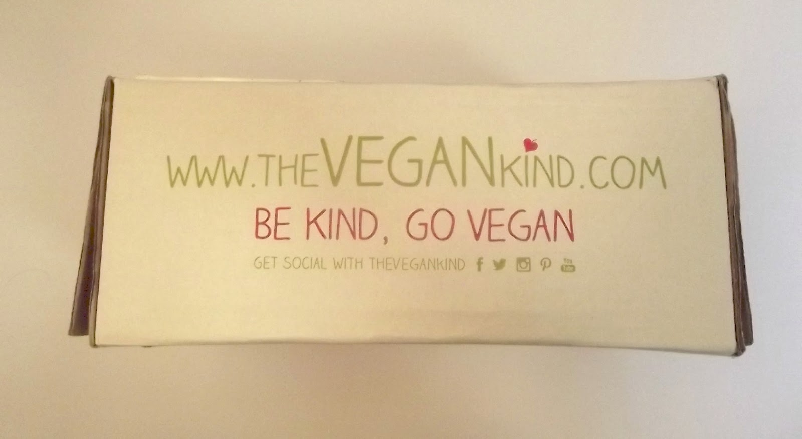 The Vegan Kind subscription box TVK15
