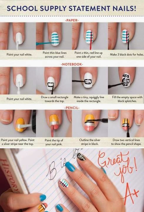 tip nail designs, nail tip designs, cute french tip nail designs