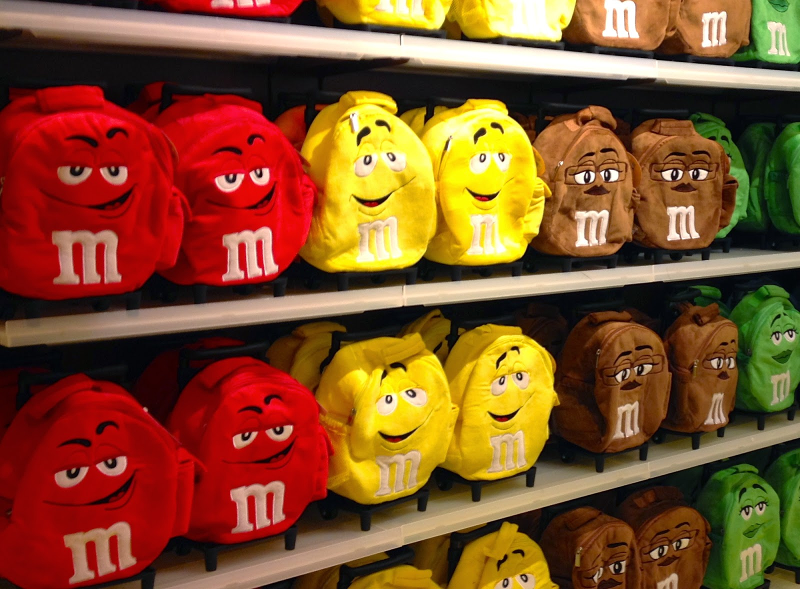 M&Ms World