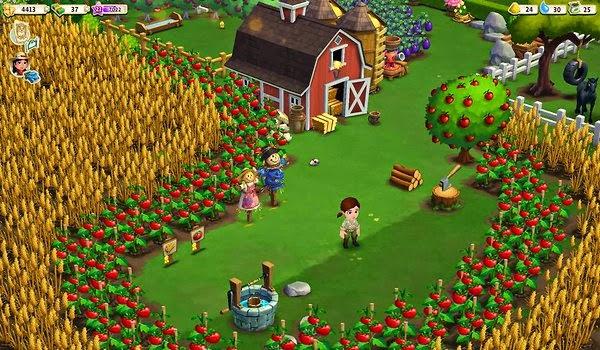 Farmville 2 Genişletme Hilesi 2014 Yeni