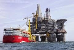 Berkut Oil Platform