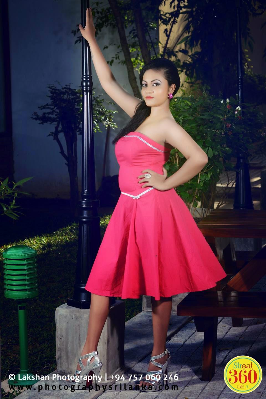 Natalie Hewage pink