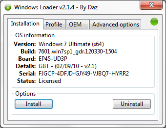 windows loader v2.14