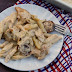 <b>Creamy Penne w/ Chicken & Smoked Sausage</b> {<i><b>HUNGRY</b></i> book tour}