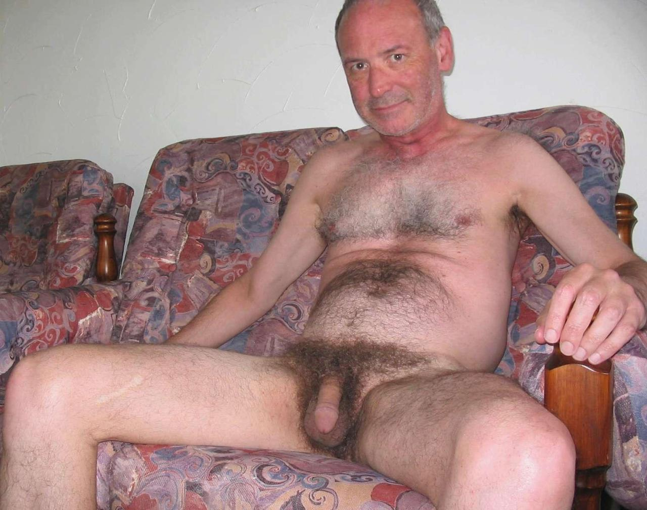 from Triston old hairy men gay