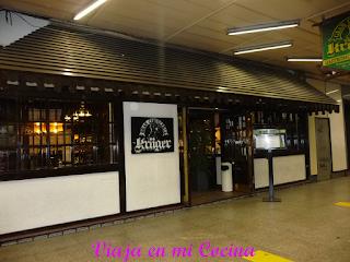 Restaurante Krüger Madrid