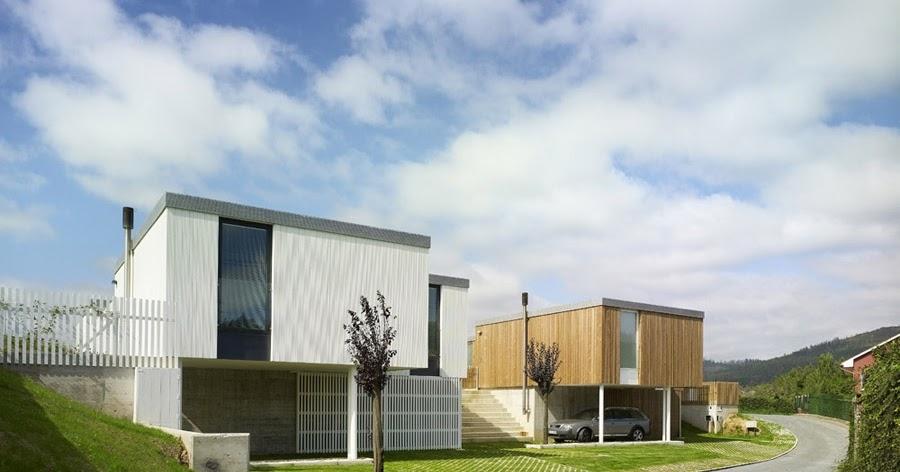 Arquitectura arkinetia blog siete viviendas modulares - Viviendas modulares diseno ...