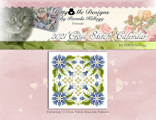 2021 Cross Stitch Calendar
