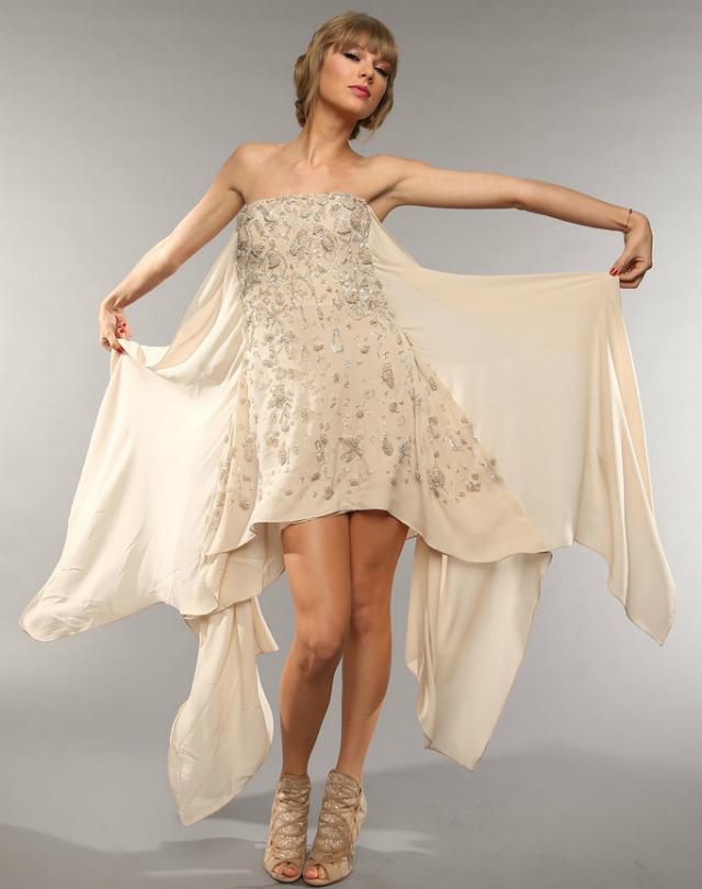 Taylor Swift da clases particulares de baile