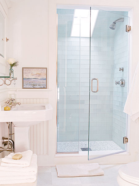 Shower Tiles Idea To Spruce Up The Look Of The Complete Bathroom
