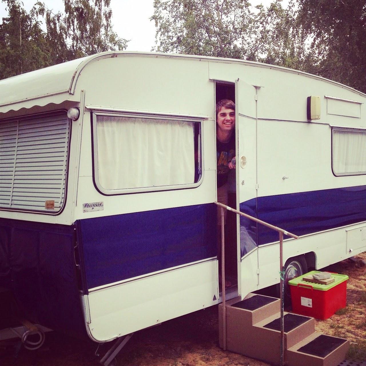 new zealand caravan