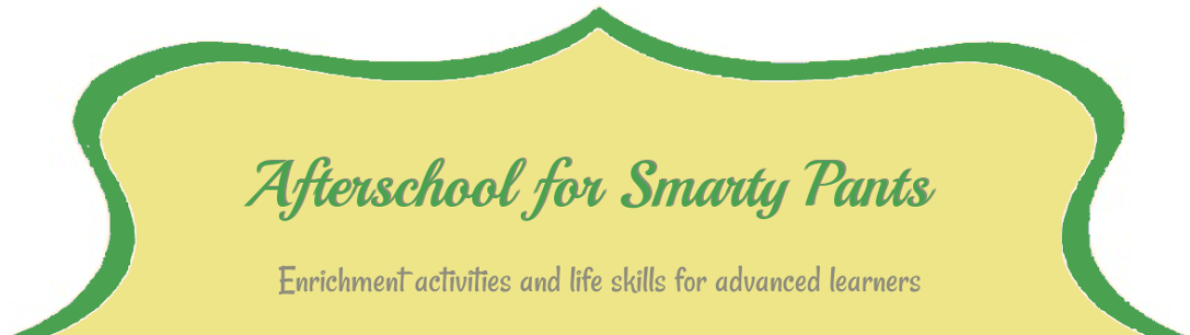 Afterschool for Smarty Pants