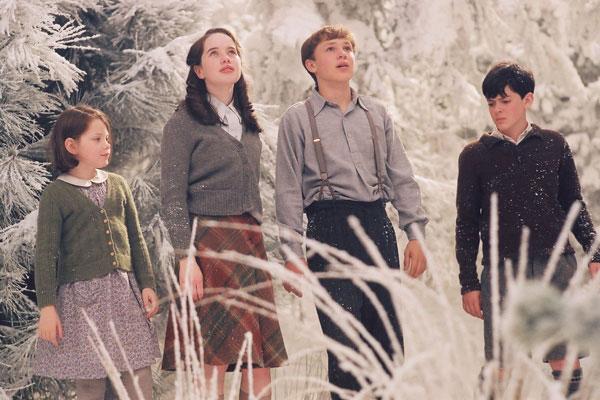 Chronicles Of Narnia Gegužė 2012
