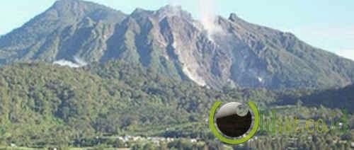 Gunung Sibayak, Sumatera Utara