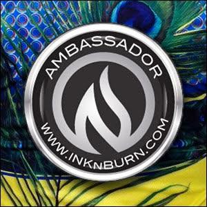 2017 INKnBURN ambassador