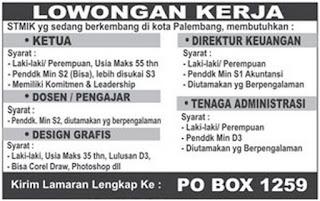STMIK Palembang