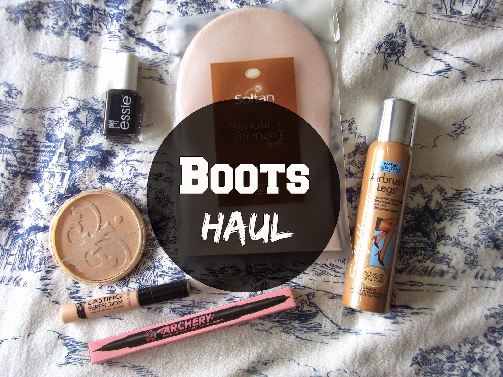 Boots Haul