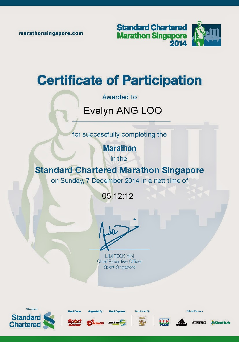 running, Standard Chartered Marathon Singapore 2014, #SCMS2014, Singapore, travel, marathon, airasia, 3Sixty,
