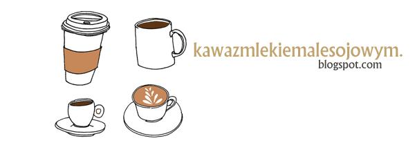 Kawa z mlekiem, ale sojowym ☕️