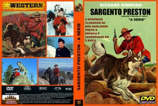 SARGENTO PRESTON - A SÉRIE