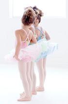 BABY BALLET Y BALLET JUNIOR CURSO 2018-19 EN BSD MÁLAGA CENTRO.