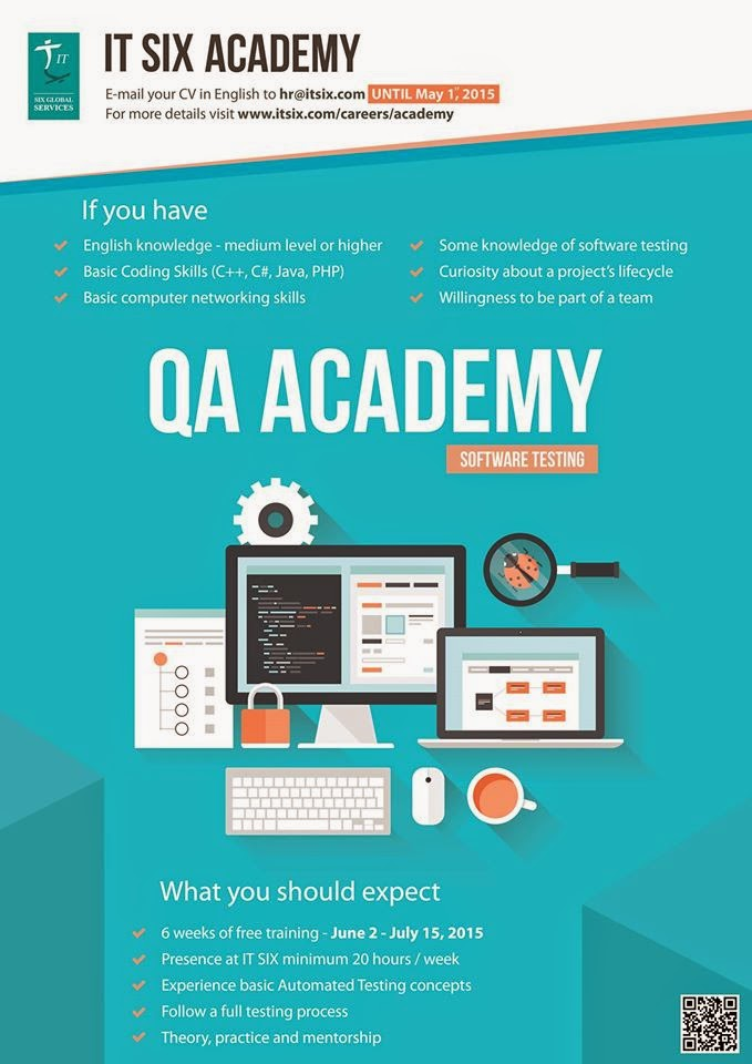 IT SIX QA Academy