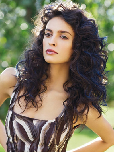 Women Trend Hair Styles for 2013: Long Hairstyles 2013 Trends - Curly Hair Hairstyles