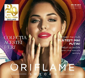 Catalog Oriflame C8 2015