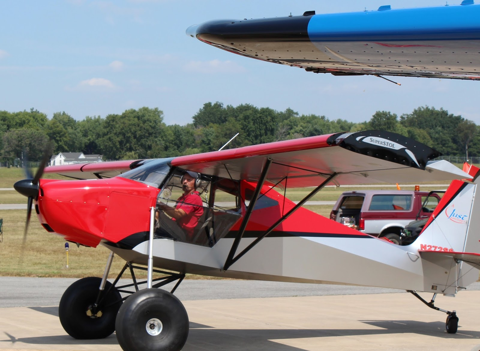 stol kit plane ~ the aero experience variety of light sport aircraft