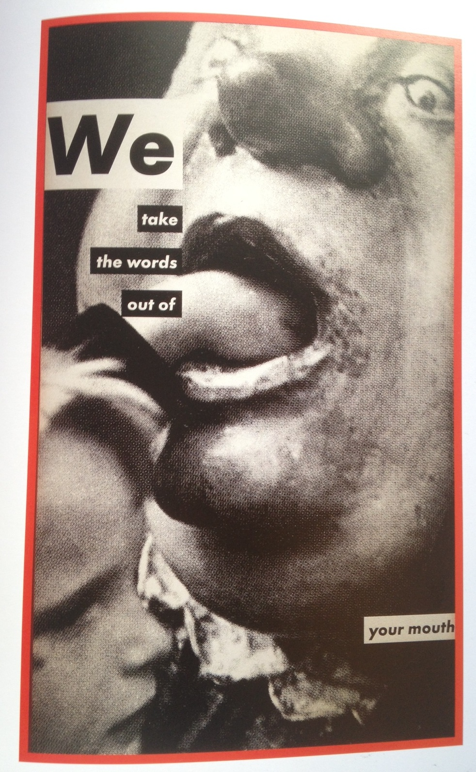 barbara kruger a contemporary artist who focuses mainly around feminism Barbara kruger (born january 26 disband was popular with the feminist art audience due is a bi-monthly spanish-language magazine which focuses on trends in.