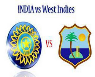 India vs West Indies 3rd Test
