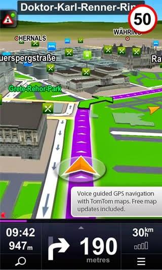 Sygic Navigasyon resim 2