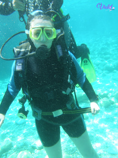 turkey scuba diving